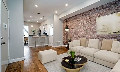 Living Room, 163 Monticello Ave, 0