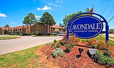Community Signage, Avondale, 2