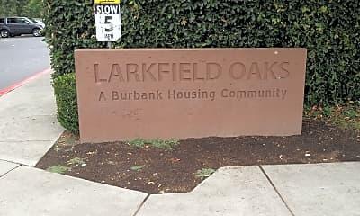 Larkfield Oaks, 1