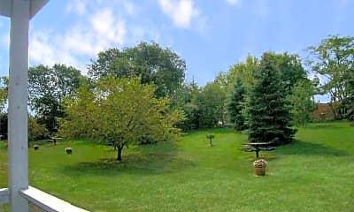 Landscaping, Carlton Park Apartments, 2