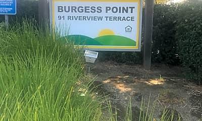 Burgess Point, 1