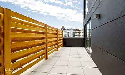 Patio / Deck, 37-14 36th St 5-C, 1