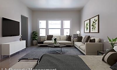 Living Room, 727 S Mariposa Ave, 0