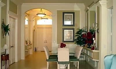 Dining Room, 8113 Via Bolzano, 1