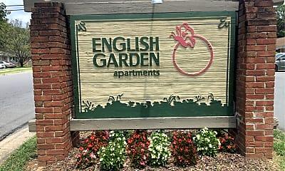 English Garden Apartments, 1