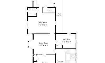 Building, 181 Mansion St, 2