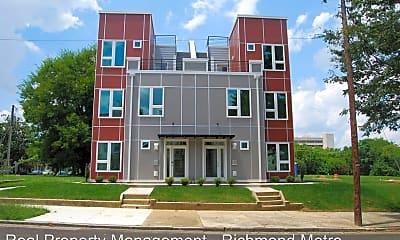 Building, 1109 Porter St, 0