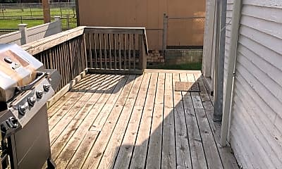 Patio / Deck, 1121 9th St, 2