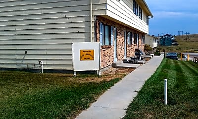 Sage Hill Townhomes, 1