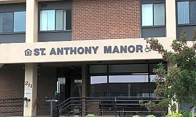 St Anthony Manor, 1