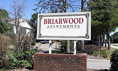 Community Signage, Briarwood, 1