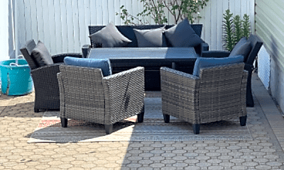 Patio / Deck, 115 18th Ave, 1