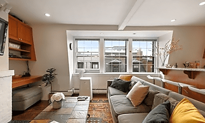 Living Room, 61 W Cedar St, 1