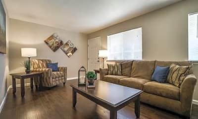 Living Room, 5656 Live Oak St 211B, 1