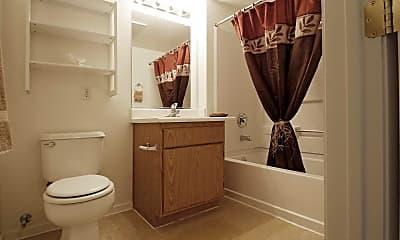 Bathroom, Vintage Desert Rose, 2