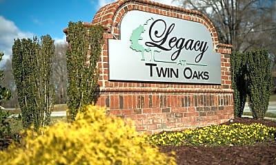 Community Signage, Legacy At Twin Oaks, 2
