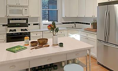 Kitchen, 3706 N Leavitt St 2, 1