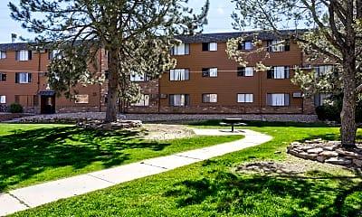 Building, Vista Park Apartments, 2