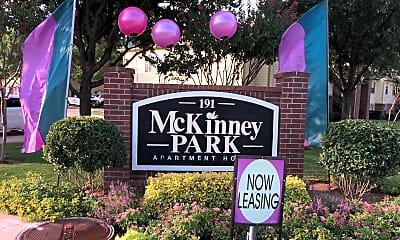 McKinney Park Apartments, 1
