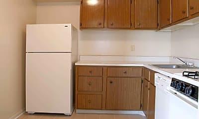 Kitchen, Shenandoah Village Apartments, 1