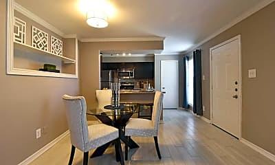 Dining Room, Island Bay Resort, 1