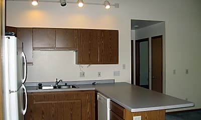 Kitchen, 1225 Commonwealth Dr, 1