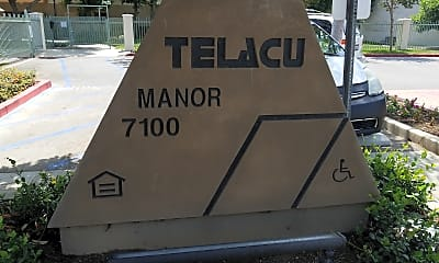 Telacu Manor, 1