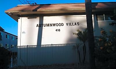 Autumnwood Villas Apartments, 1