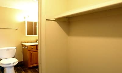 Bathroom, New Yorker Townhomes, 2