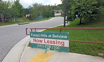 Forest Hill Apartments, 1