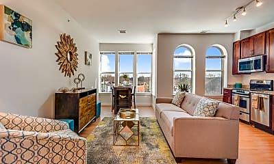 Living Room, 1600 Penn, 1