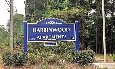 Harbinwood, 1