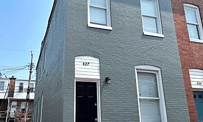 Building, 427 N Streeper St, 0