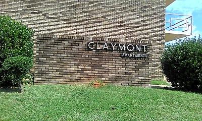 Claymont Apartments, 1
