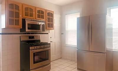 Kitchen, 40 Sudan St, 1
