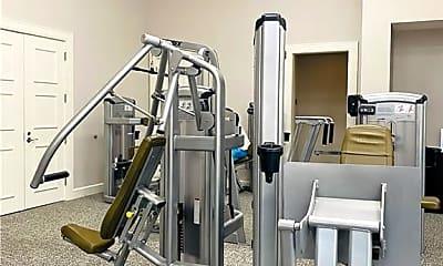 Fitness Weight Room, 23850 Via Italia Cir 1601, 2