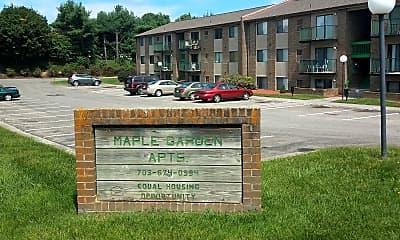 Maple Garden Apartments, 1