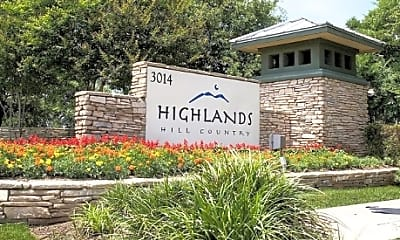 Highlands Hill Country Apartments, 2