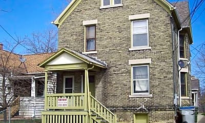 Building, 1828 N Humboldt Ave, 1