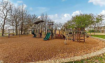 Playground, 2525 Spring St, 2