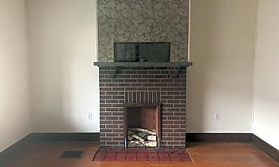 Living Room, 1376 Herman St, 1