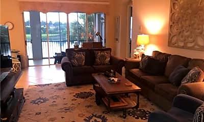 Living Room, 10105 Valiant Ct 201, 1