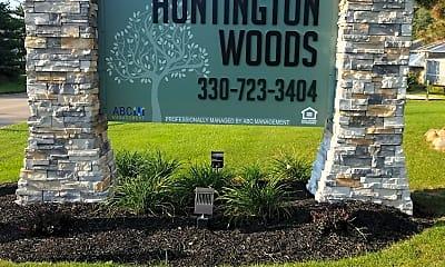 Huntington Square Senior Apartments, 1
