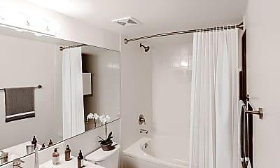 Bathroom, The Winston Apartments, 2