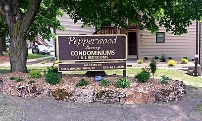 Community Signage, 11 Pepperwood Ct, 1