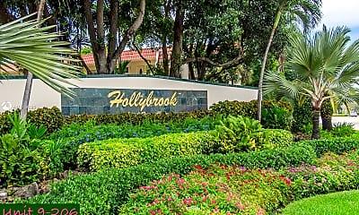 Community Signage, 9800 N Hollybrook Lake Dr 206, 0