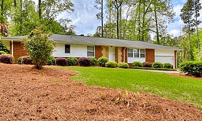 Building, 511 Henderson Dr, 1