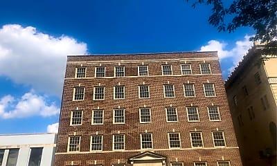 Blue Triangle Residence Hall, 2