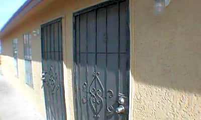 Patio / Deck, 1421 E Fillmore St 3, 0