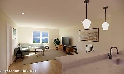 Living Room, 165 Pavilion Ave 210, 1